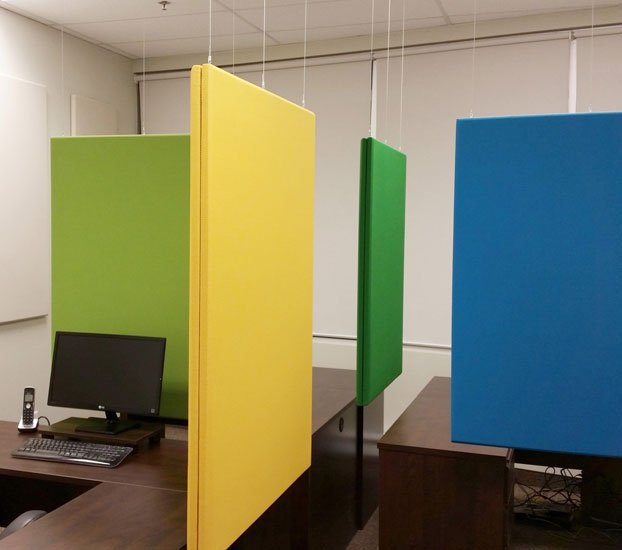 acoustic dividers for offices spica acoustic acoustic treatment